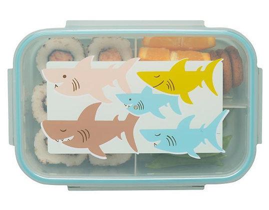 Boîte à tartine bento requins - SugarBooger