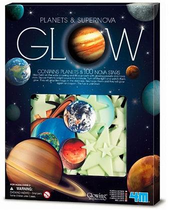 Lichtgevende sterren en planeten
