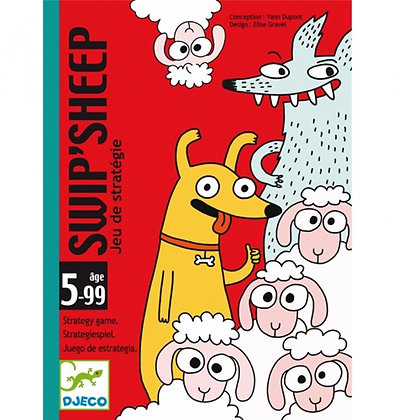 Swip'sheep - Djeco