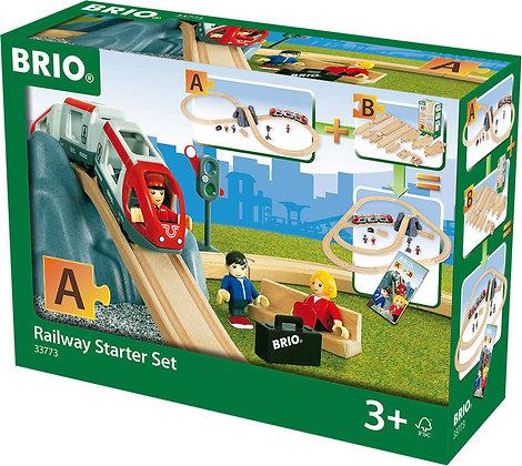 Trein Starter set Brio 33773