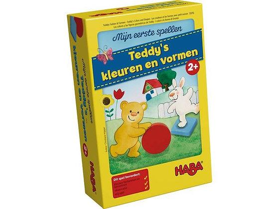 Teddy's kleuren en vormen - Haba