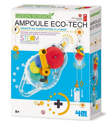 Ampoule Eco-Tech 4M