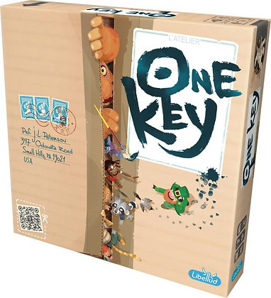 One Key - Asmodee