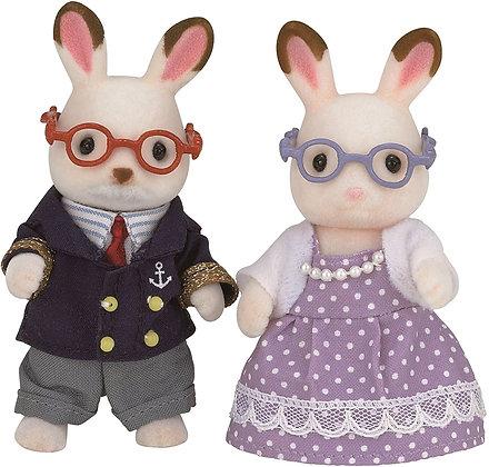 Oma en opa konijn - Sylvanian Families