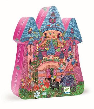 Puzzel sprookjeskasteel  54 pcs - Djeco