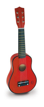 Rood gitaartje - Vilac
