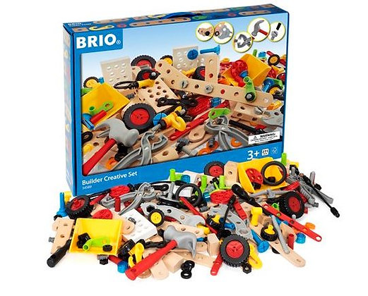 Builder creative set Brio