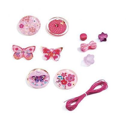 Perles: papillons - Djeco