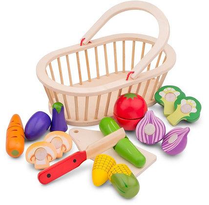 Couper les légumes - New Classic Toys