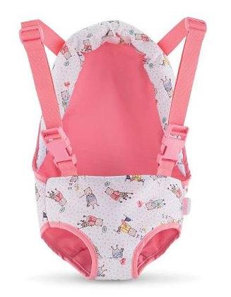 Porte bébé pour poupon 36cm et 42cm