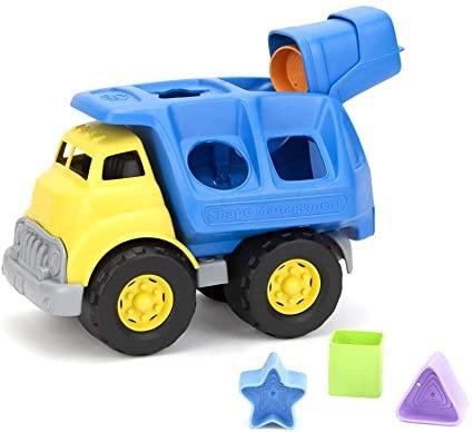 Vormen sorteer wagen - Green Toys