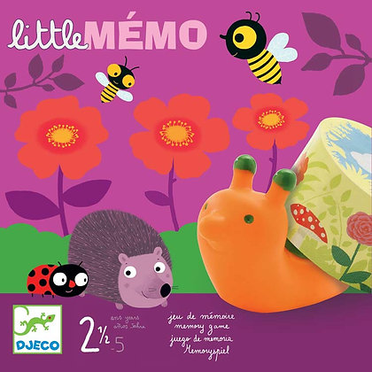 Little memo - Djeco