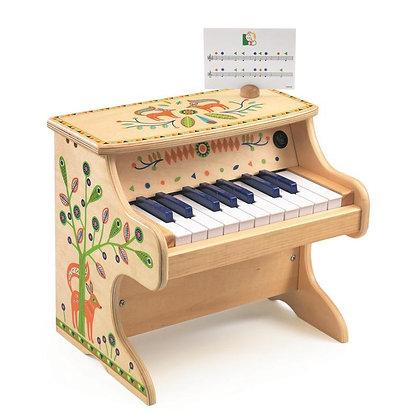 Piano électronique - Djeco