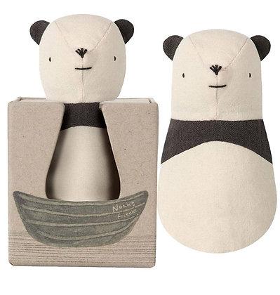 Panda rammelaar - Maileg
