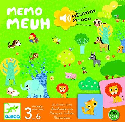 Memo Meuh - Djeco