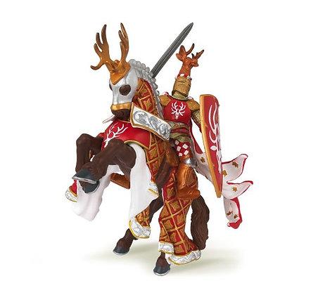 Hertenridder met paard - Papo