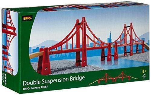 Double pont suspendu Brio 33683