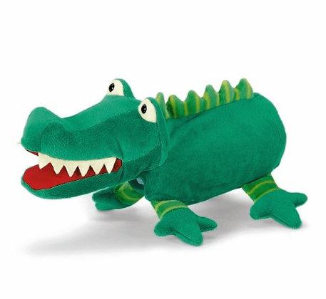 Handpop krokodil - Sterntaler