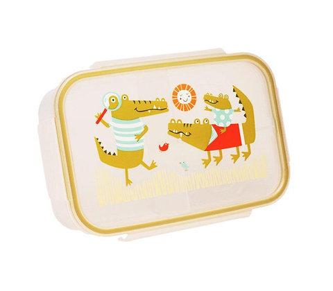 Boîte à tartines bento crocodile - SugarBooger