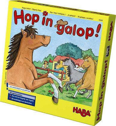 Hop in galop! - Haba