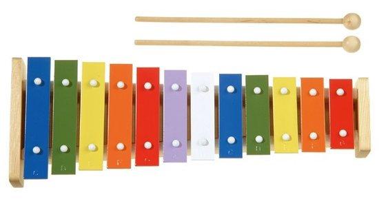 Xylofoon, Metallofoon van New Classsic Toys