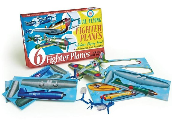 Fighter planes kit