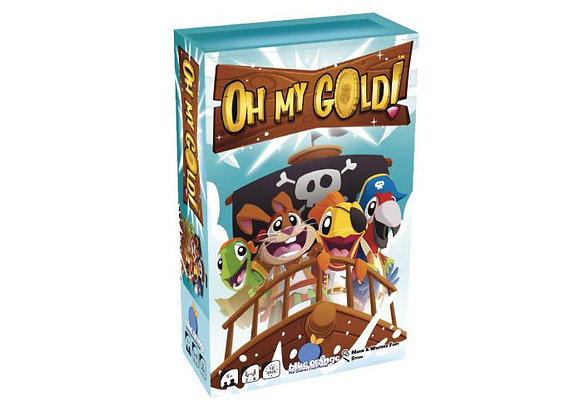 Oh My Gold! - Geronimo Games