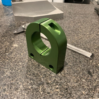 Green Anodize
