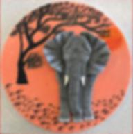 bass relief elephant.JPG