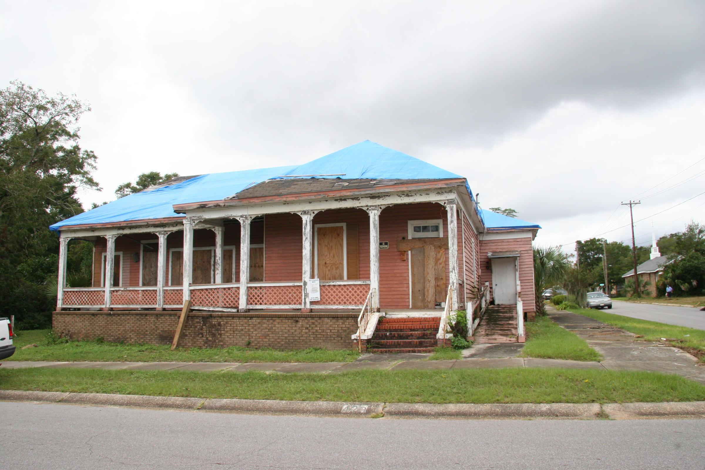 Ella Jordan House