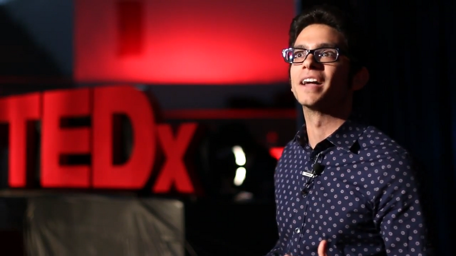 Finding the Thread, Michael Honeck at TEDx: Akron