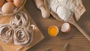Grind rice flour by blenders