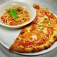 Any 1/2 Pasta & Any 1/2 Pizza