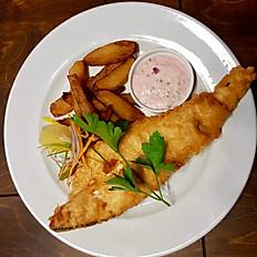 H8 - RAF Tempura Fish & Chips