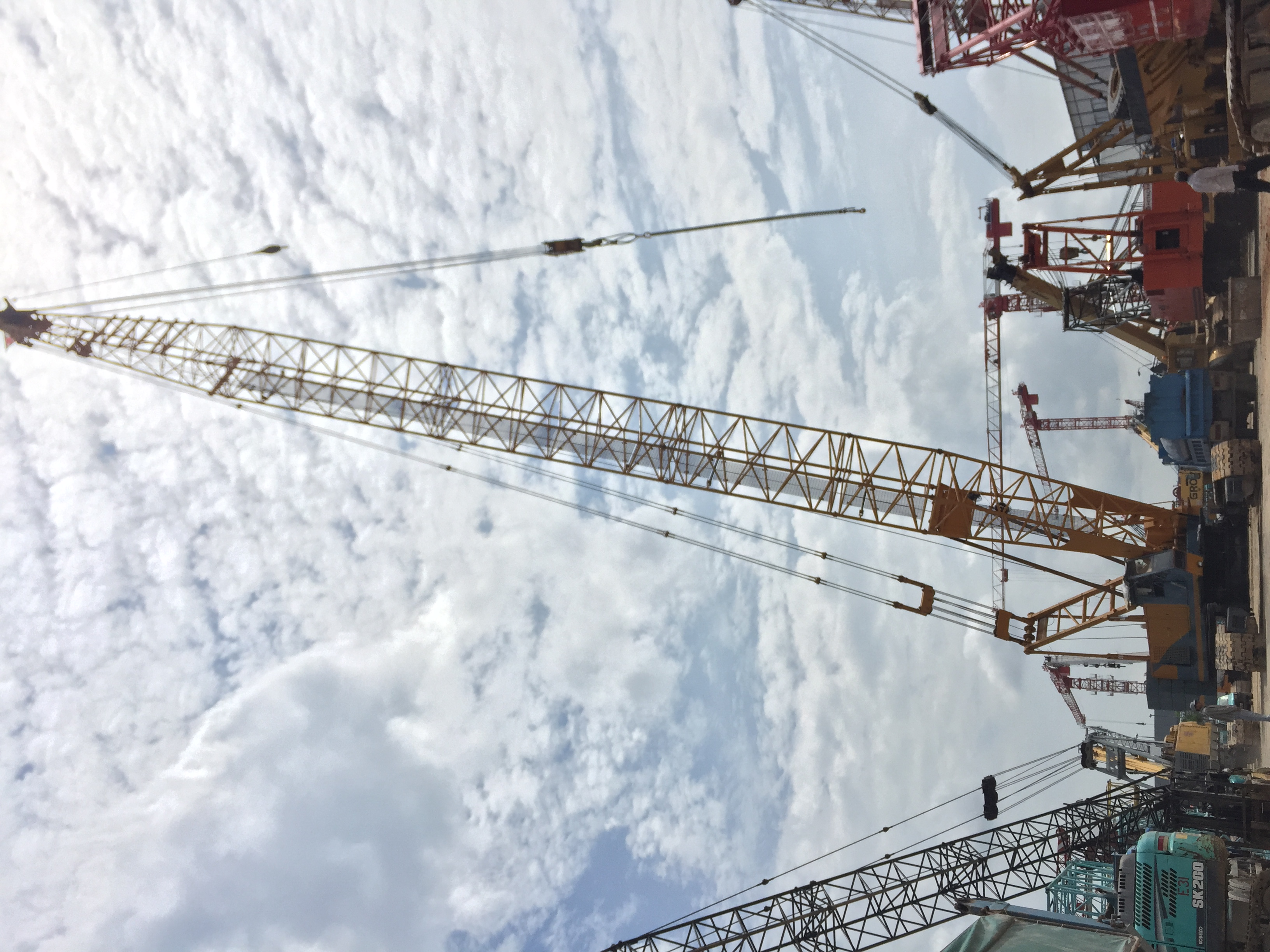 Sin Leng Industries | Singapore Crane Rental | About Us