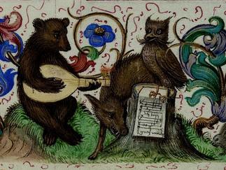 The musicians of Salem