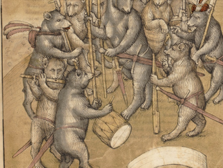 The Flute & Drum stories of the Spiezer Chronik