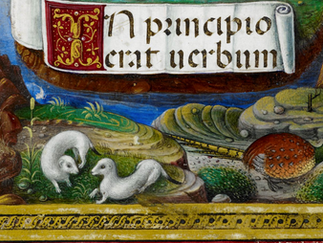 The Sforza Hours - 2 / 'In Principio...'