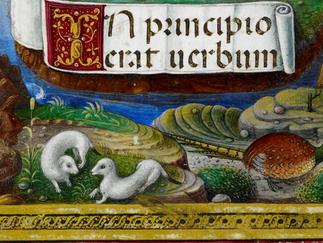 The Sforza Hours - 2 / 'In Principio...'