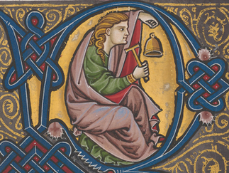 The sound of the Rheinau Psalter