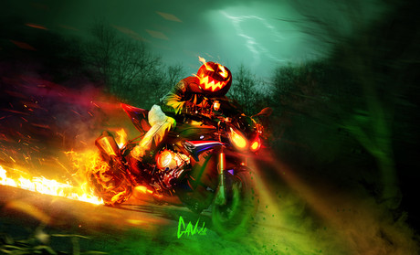 Flaming Hooligan