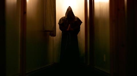 Monk Apparition