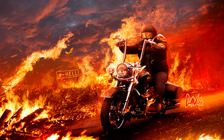 Ride to HELL