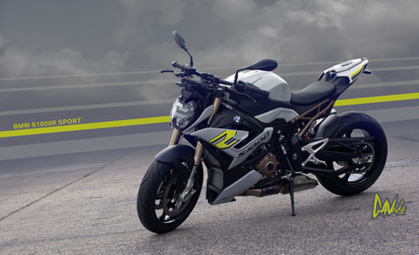 BMW S1000R Sport