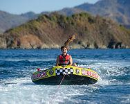 private boat family snorkeling Flamingo Tamarindo