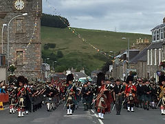 Dufftown Highland Games