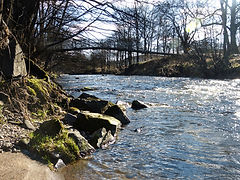 River Fiddich Dufftown