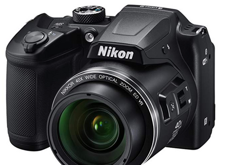 Win a Nikon B500 Coolpix Digital Compact Camera