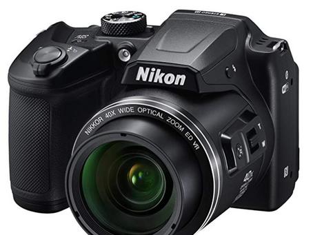 Win a Nikon B500 Coolpix Digital Compact Camera