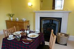 Breakfast at Tullich House